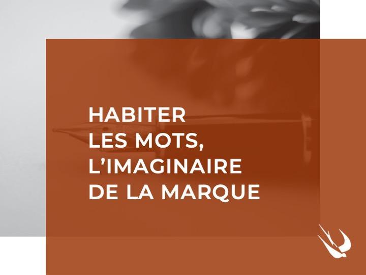 Plateforme de marque chez l'agence de communication parisienne L'Hirondelle