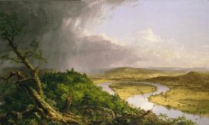la nature et l'homme en occident